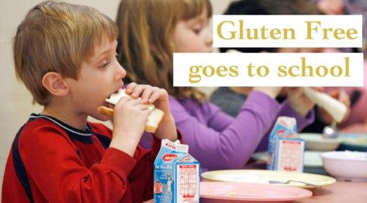 gluten free in schools